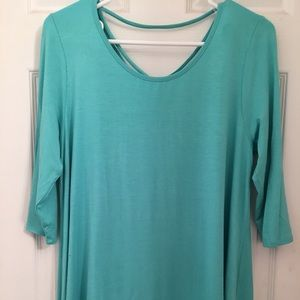 NWOT Tee for the Soul Tunic Small
